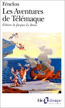 Fénelon, Les aventures de Télémaque (poche)