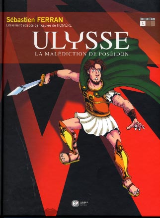 Ulysse T1 : La Mal�diction de Pos�idon