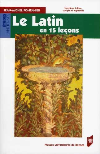 Le latin en 15 leηons