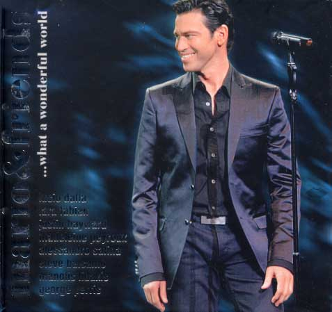 Frangoulis, Mario & Friends 1. What a wonderful world