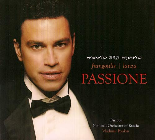 Φραγκούλης, Passione - A Tribute To Mario Lanza