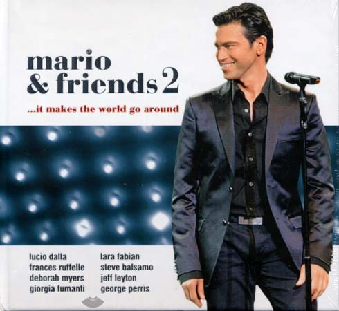Frangoulis, Mario & friends 2. It makes the world go around
