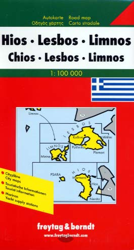 Chios - Lesbos - Limnos