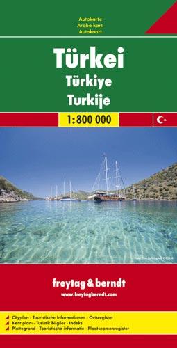 Freytag & Berndt, Turkey AK6003
