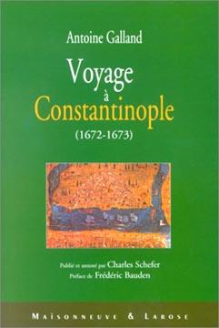 Voyage ΰ Constantinople (1672-1673)