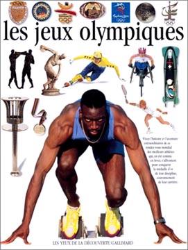 Gallimard, Les jeux olympiques ed. 1999