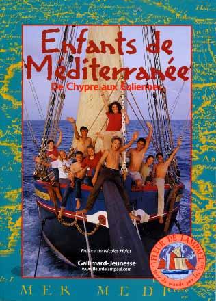 Gallimard, Enfants de la Méditerranée : De Chypre aux Eoliennes