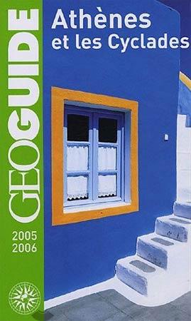 Gallimard, Ath�nes et les Cyclades 2005-2006