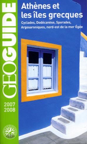 Gallimard, Athènes et les îles grecques 2007-2008