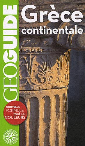 G�oguide Gr�ce continentale 2010