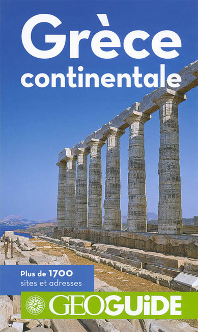 G�oguide Gr�ce continentale