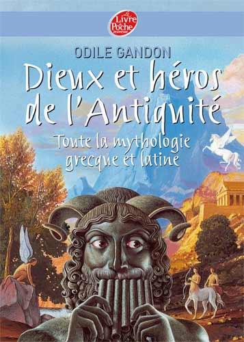 Gandon, Dieux et héros de l'Antiquité