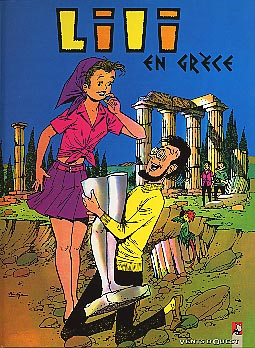Lili en Grèce