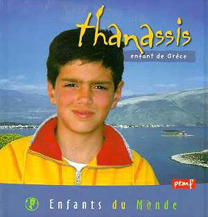 Gioanni, Thanassis, enfant de Grèce