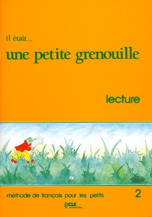 Girardet, Il était ... une petite grenouille 2 (Livret de lecture)