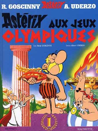Astιrix aux Jeux Olympiques