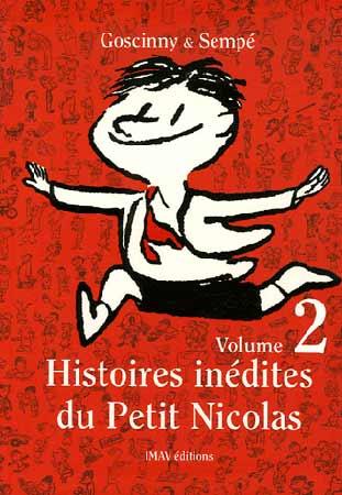 Histoires inιdites du Petit Nicolas T2