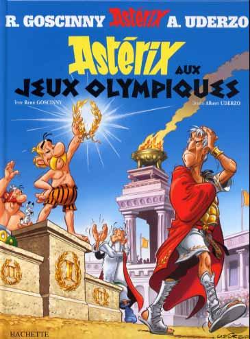 Goscinny, Ast�rix aux Jeux Olympiques (�dition 2008)