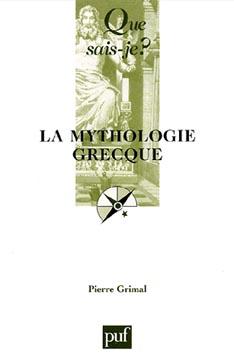 Grimal, La mythologie grecque