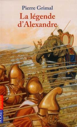 Grimal, La légende d'Alexandre