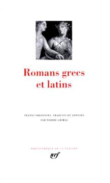 Grimal, Romans grecs et latins