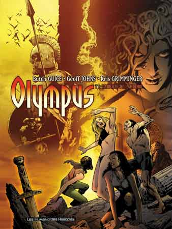 Guice, Olympus T1. La boîte de Pandore