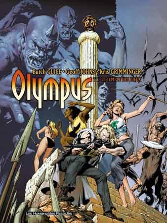 Olympus T2. Le temple des dieux