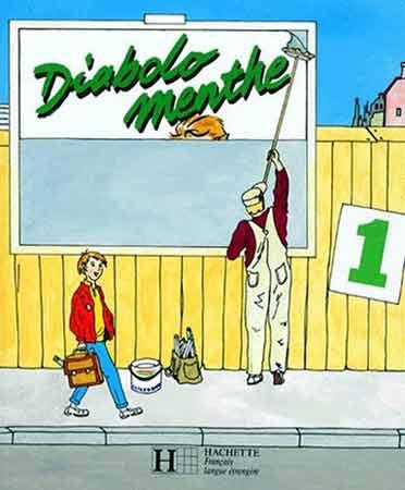 Diabolo menthe - niveau 1 - livre de l'élève