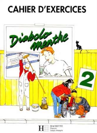 Hachette, Diabolo menthe - niveau 2 - cahier d'exercices