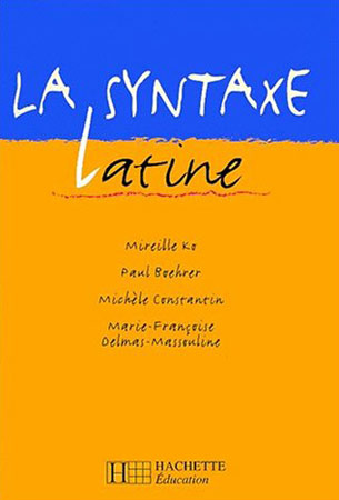 Hachette, La syntaxe latine