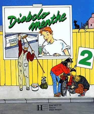 Diabolo menthe - niveau 2 - livre de l'ιlθve