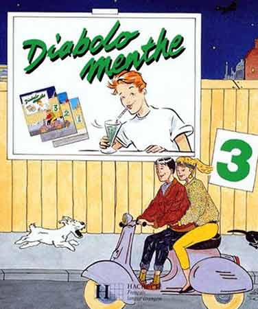 Diabolo menthe - niveau 3 - livre de l'ιlθve