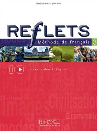 Hachette, Reflets - niveau 3 - Livre de l'élève