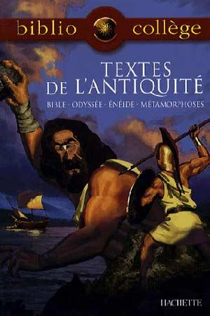 Hachette, Textes de l'Antiquité