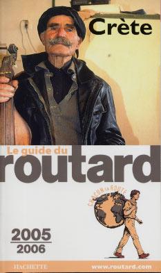 Hachette, Guide du Routard Crète. 2005-2006