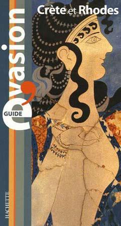 Hachette, Cr�te et Rhodes - Guide Evasion