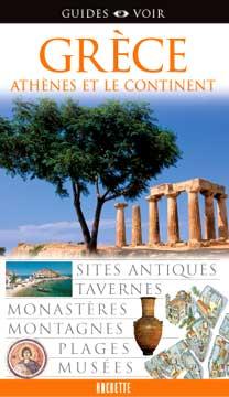 Hachette, Grèce. Athènes et le continent