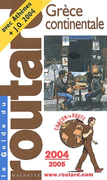 Guide du Routard Gr�ce continentale 2004-2005