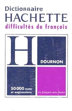 Hachette, Dictionnaire des difficultés du français (éd. 1996)