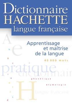 Hachette, Dictionnaire Hachette de la langue française