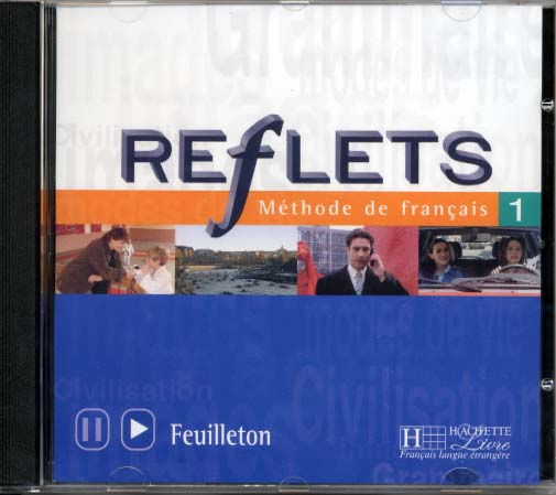 Reflets - niveau 1 - feuilleton / CD audio