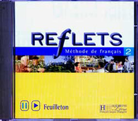 Reflets - niveau 2 - feuilleton / CD audio