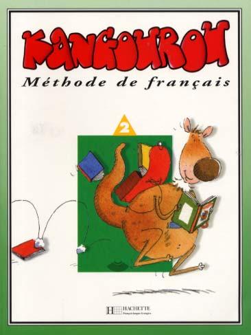 Hachette, Kangourou - niveau 2 - livre de l'élève
