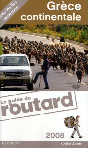 Guide du Routard Grθce continentale 2008