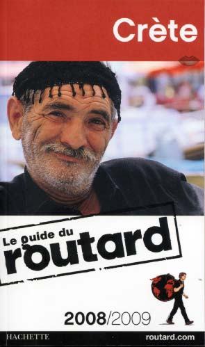 Guide du Routard Cr�te 2008-2009