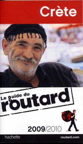 Hachette, Guide du Routard Cr�te 2009-2010