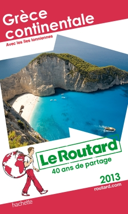 Guide du Routard Grce continentale et Iles ioniennes