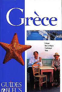 Hachette, Grèce - Guide Bleu