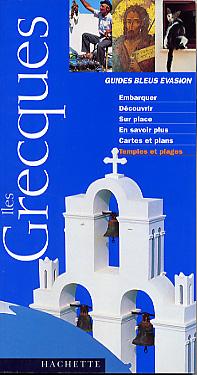 Hachette, Iles Grecques - Guide Bleu Evasio