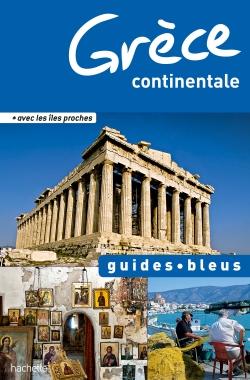 Grèce continentale Guide bleu